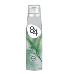 8x4 Unity Pudrasız Unisex Deodorant 150 ml