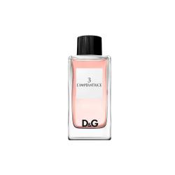 Dolce Gabbana 3 L'İmperatrice Edt 100 ML Kadın Tester Parfüm