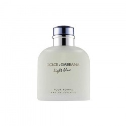 Dolce Gabbana Light Blue Edt 125 ML Erkek Tester Parfüm